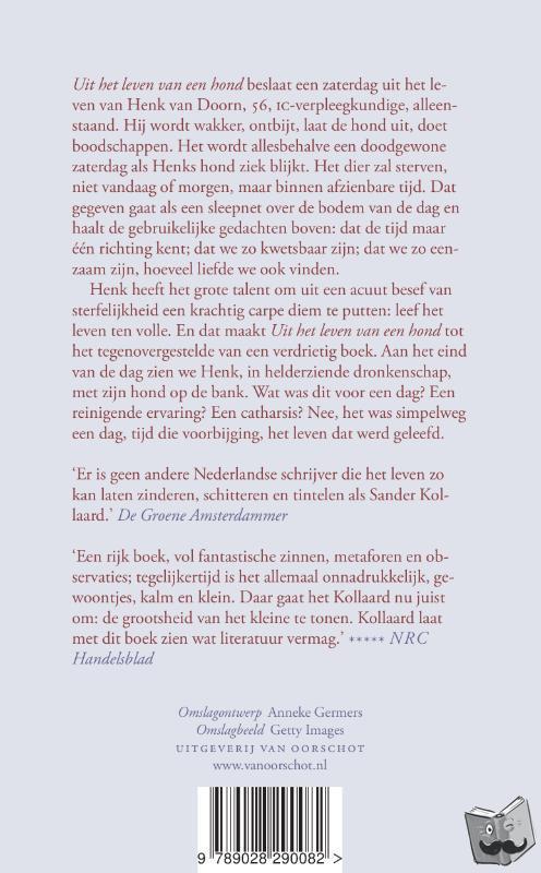 Kollaard, Sander - Uit het leven van een hond