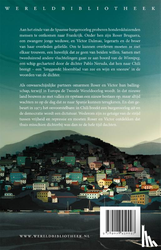 Allende, Isabel - Bloemblad van zee
