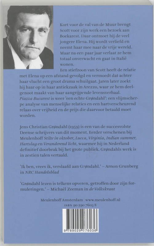 Grøndahl, Jens Christian - Piazza Bucarest