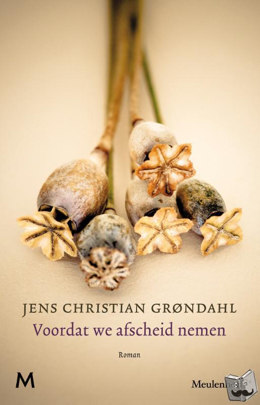 Grøndahl, Jens Christian - Voordat we afscheid nemen