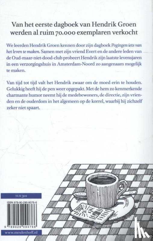 Groen, Hendrik - Zolang er leven is