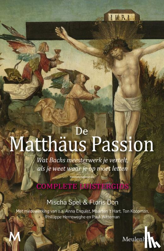 Spel, Mischa, Don, Floris - De Matthäus-Passion