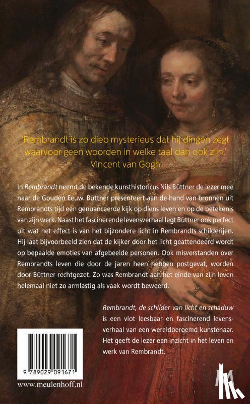 Büttner, Nils - Rembrandt