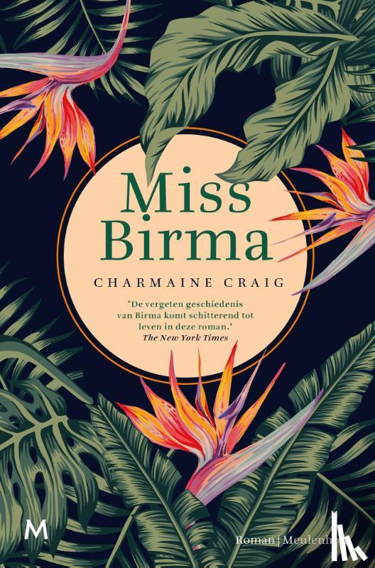 Craig, Charmaine - Miss Birma