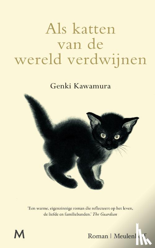Kawamura, Genki - Als katten van de wereld verdwijnen