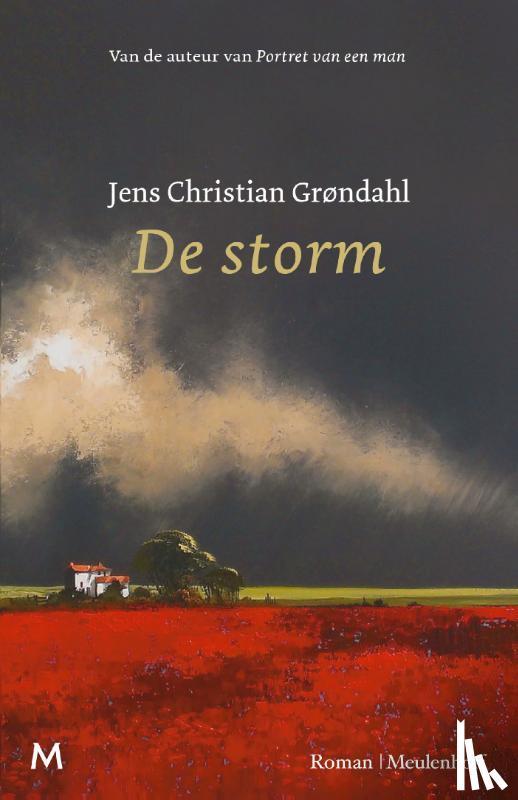 Grøndahl, Jens Christian - De storm