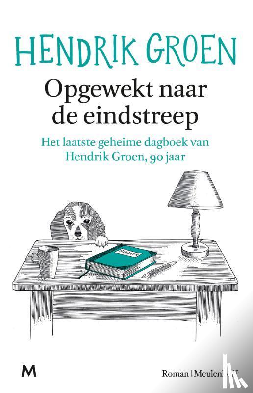 Groen, Hendrik - Opgewekt naar de eindstreep