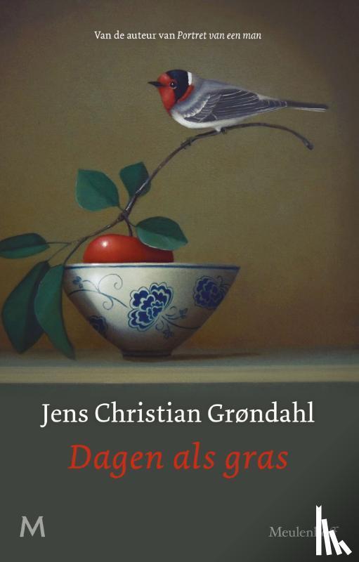 Grøndahl, Jens Christian - Dagen als gras