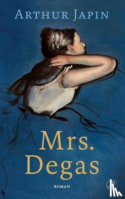 Japin, Arthur - Mrs. Degas