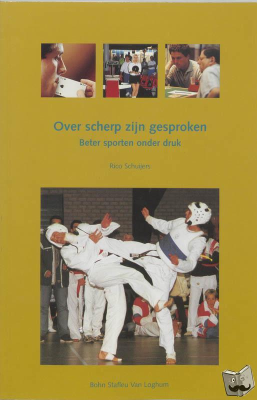 Schuijers, R. - Over scherp zijn gesproken - POD editie