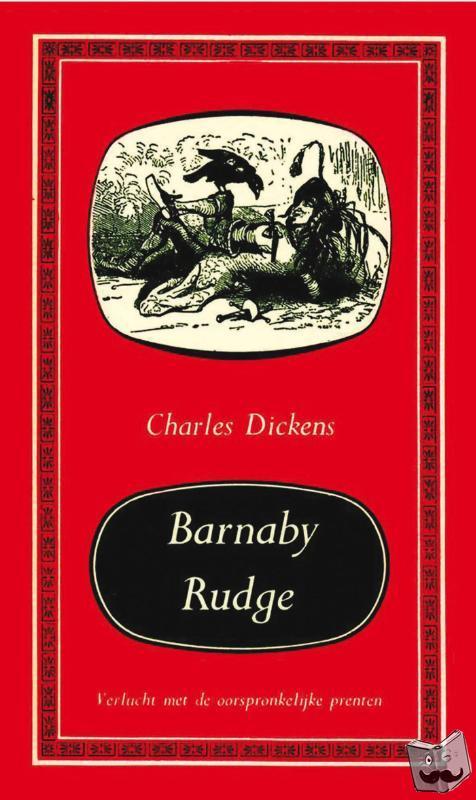 Dickens, Charles - Vantoen.nu Barnaby Rudge deel I - POD editie