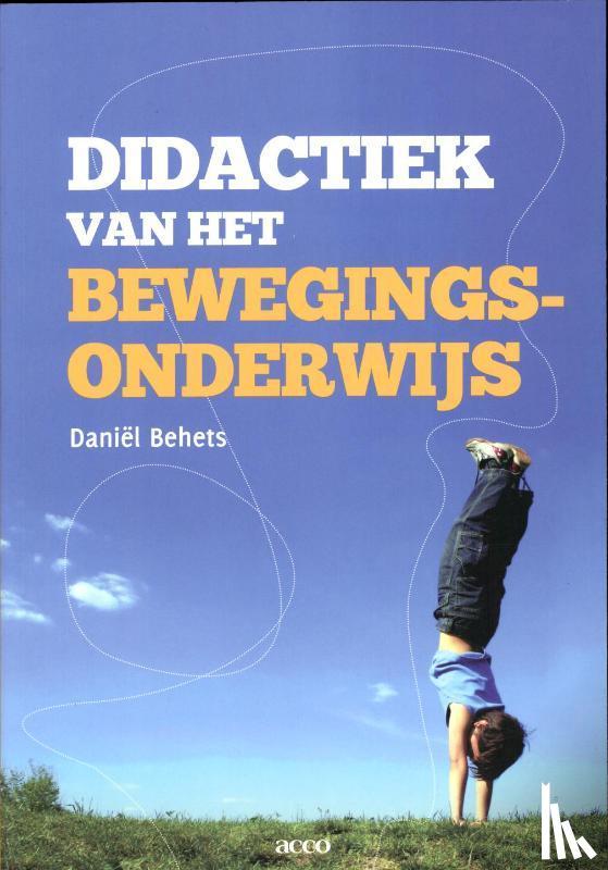 Behets, Daniel - Didactiek van het bewegingsonderwijs