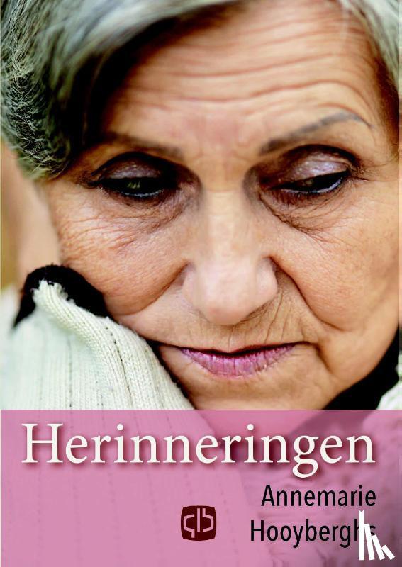 Hooyberghs, Anne-Marie - Herinneringen - grote letter uitgave