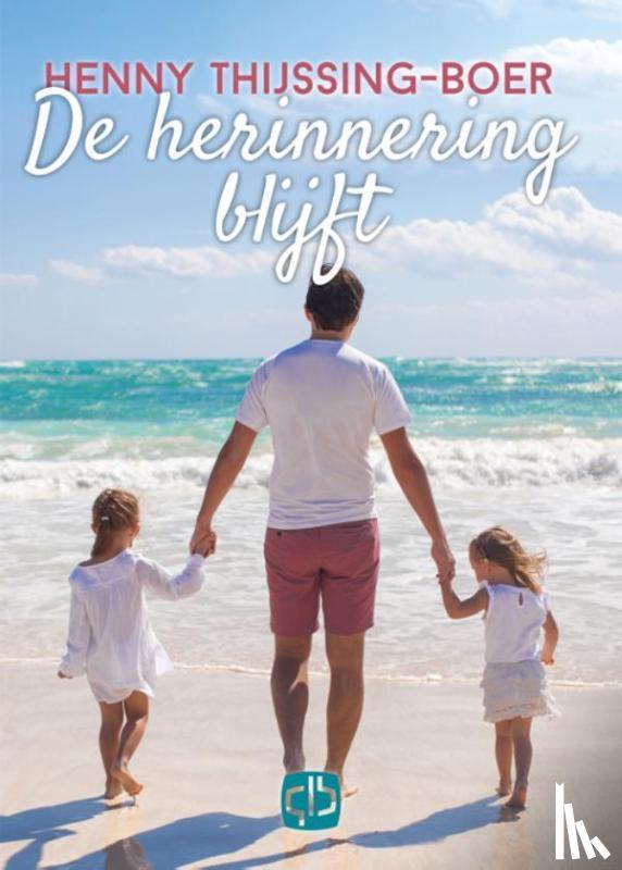 Thijssing-Boer, Henny - De herinnering blijft - grote letter uitgave