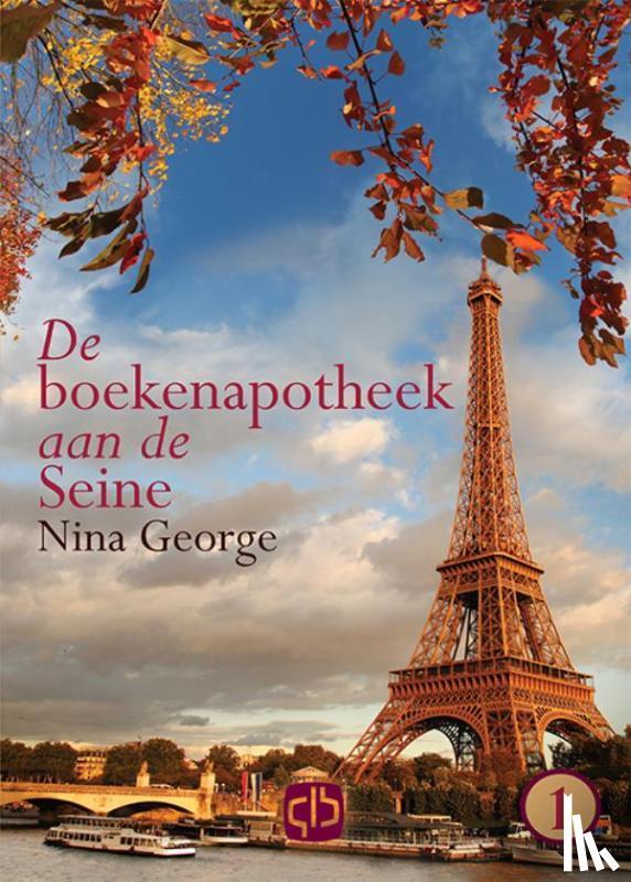 George, Nina - De boekenapotheek aan de Seine
