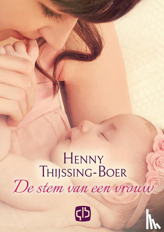 Thijssing-Boer, Henny - De stem van een vrouw