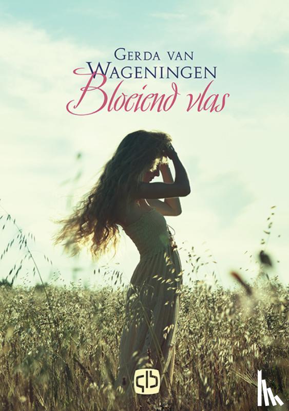 Wageningen, Gerda van - Bloeiend vlas