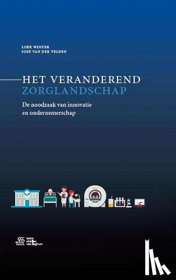 Winter, Loek, Van der Velden, Joep - Het veranderend zorglandschap