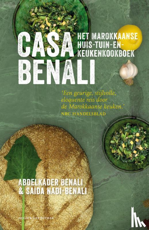 Benali, Abdelkader, Nadi-Benali, Saïda - Casa Benali