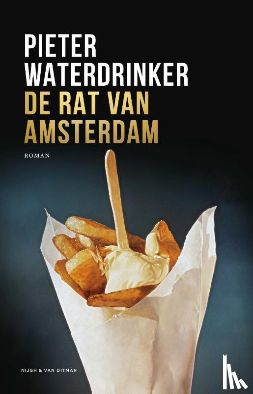 Waterdrinker, Pieter - De rat van Amsterdam