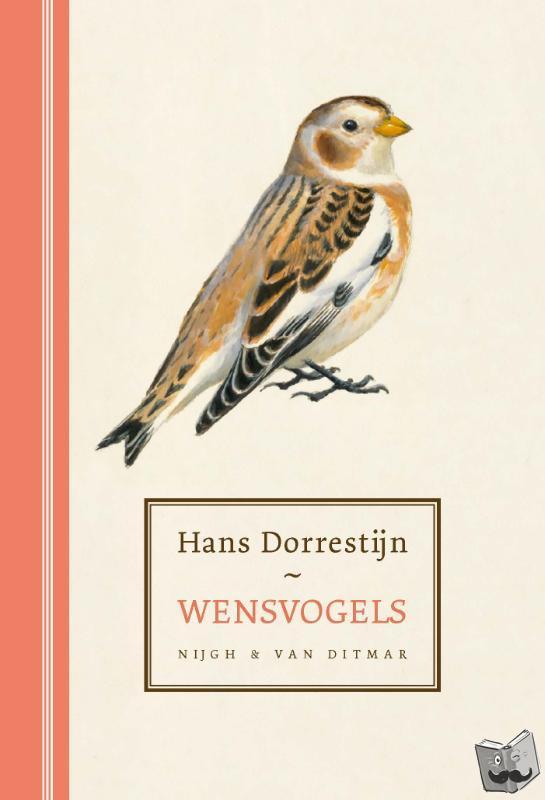 Dorrestijn, Hans - Wensvogels