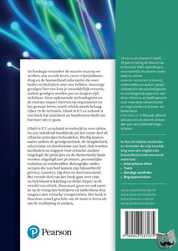 Rijnboutt, Jessica, Heerink, Marcel, Kruijt, Pim - Ethiek in ICT en techniek