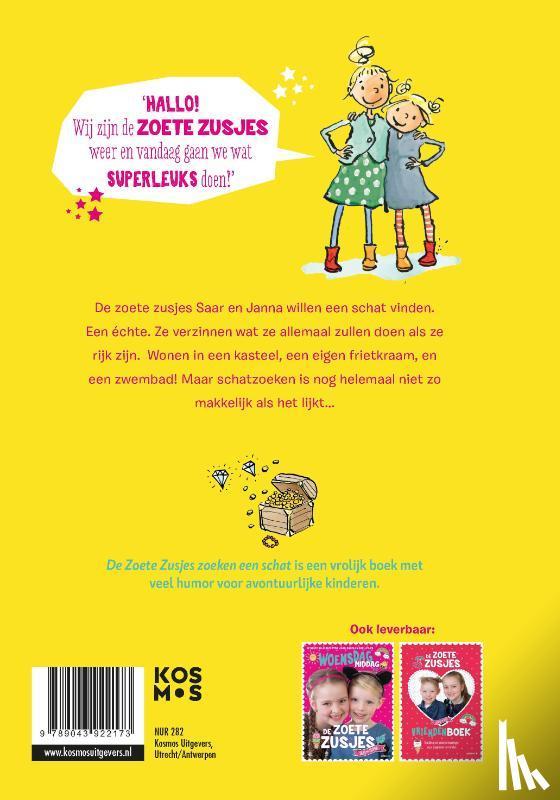 Zoete, Hanneke de - De Zoete Zusjes zoeken een schat