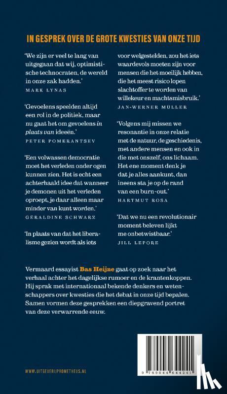 Heijne, Bas - Leugen & waarheid