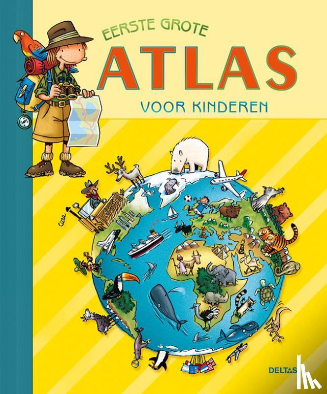 - Eerste grote atlas voor kinderen