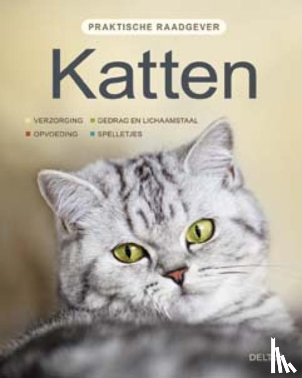 Grimm, Hannelore - Katten