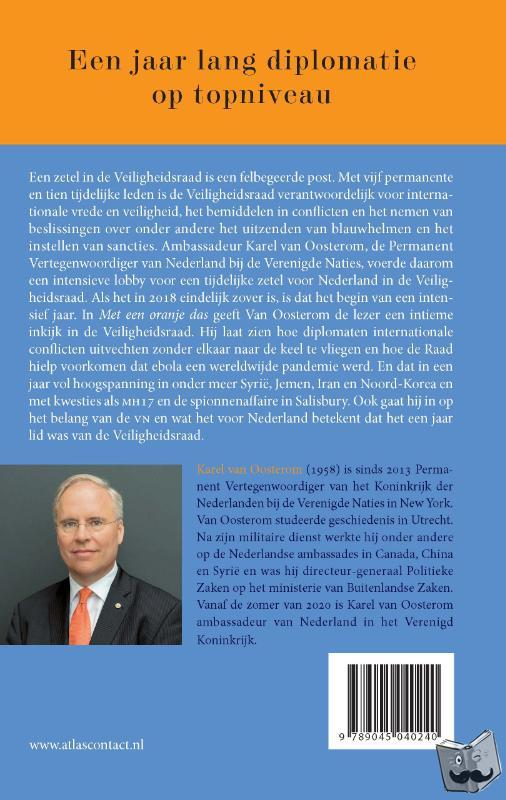 Oosterom, Karel van - Met een oranje das
