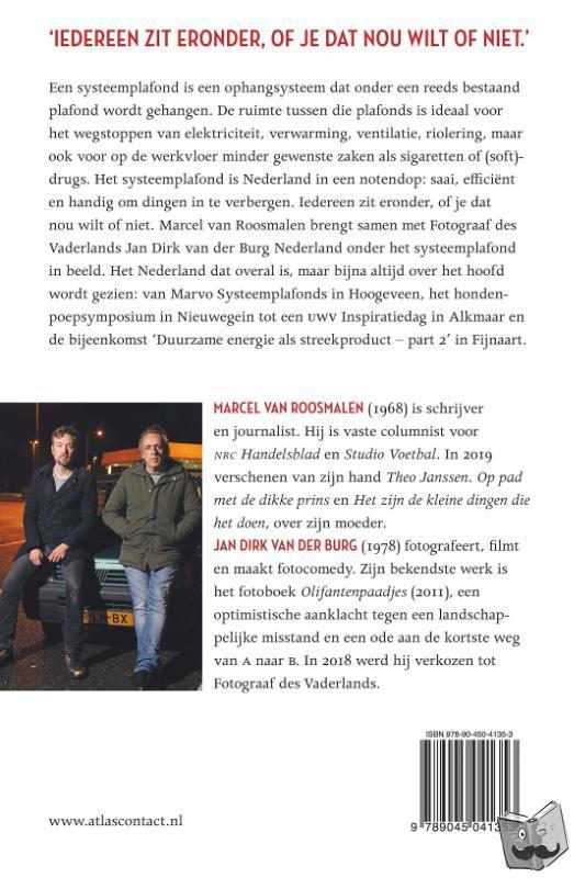 Roosmalen, Marcel van, Burg, Jan Dirk van der - Nederland onder het systeemplafond