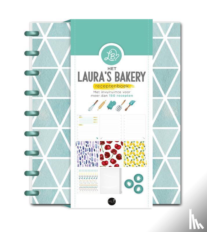 Kieft, Laura - Het Laura's Bakery Receptenboek