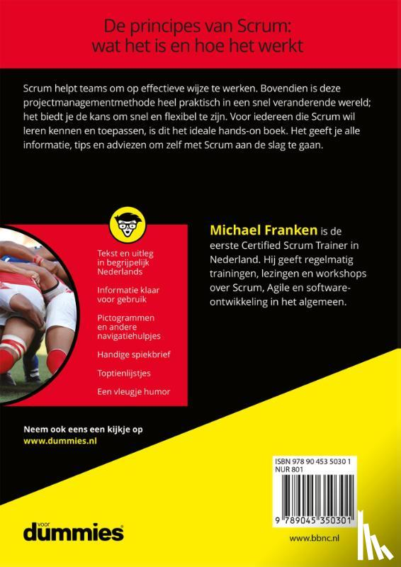 Franken, Michael - Scrum voor Dummies