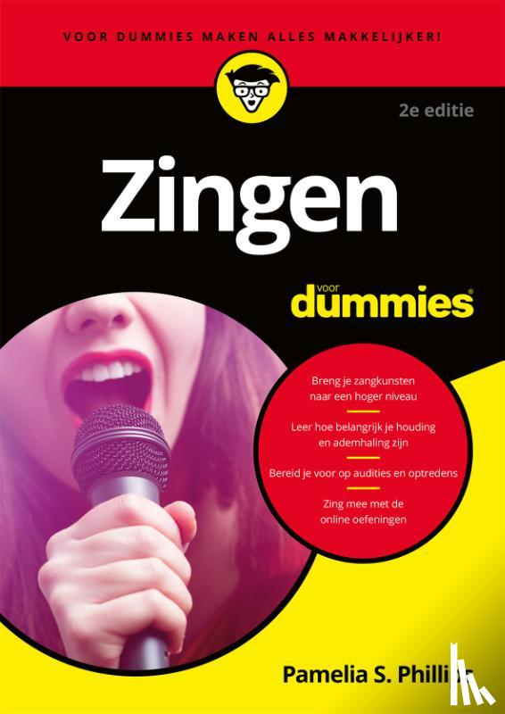 Phillips, Pamelia S. - Zingen voor Dummies, 2e editie