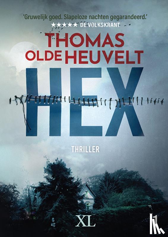 Olde Heuvelt, Thomas - Hex