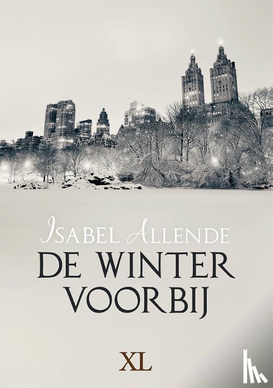 Allende, Isabel - De winter voorbij - grote letter uitgave