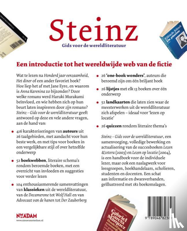 Steinz, Jet, Steinz, Pieter - Steinz