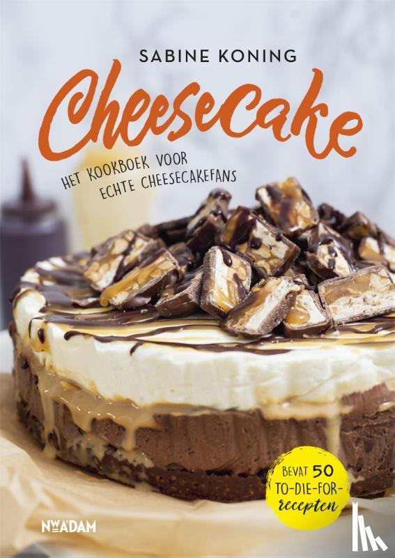 Koning, Sabine - Cheesecake