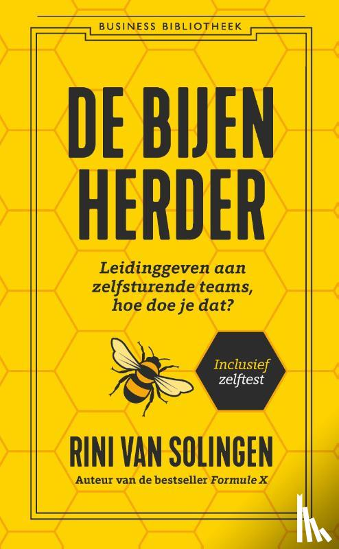 Solingen, Rini van - De bijenherder