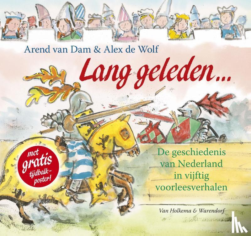 Dam, Arend van - Lang geleden