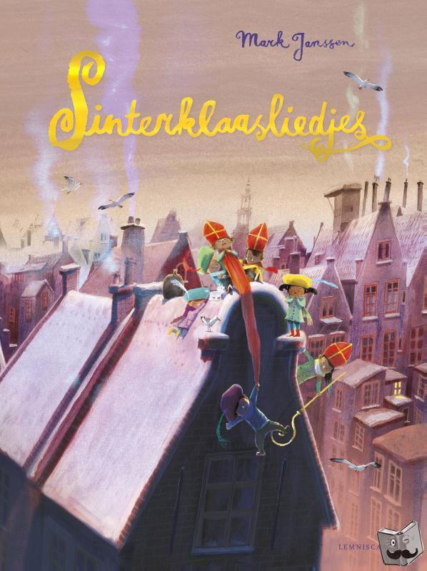 Janssen, Mark - Sinterklaasliedjes