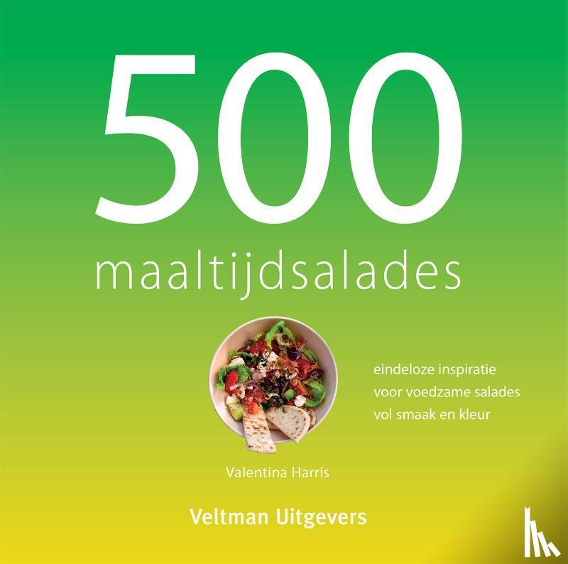 Harris, Valentina - 500 maaltijdsalades