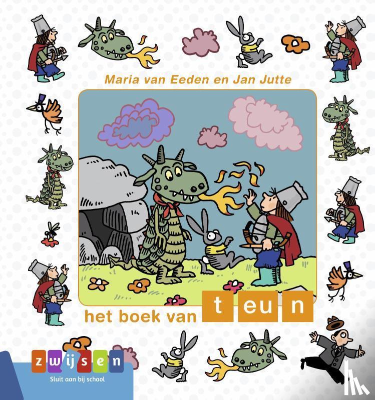 Eeden, Maria van - Het boek van teun