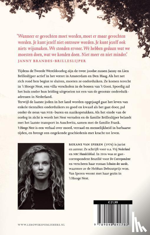 Iperen, Roxane van - 't Hooge Nest
