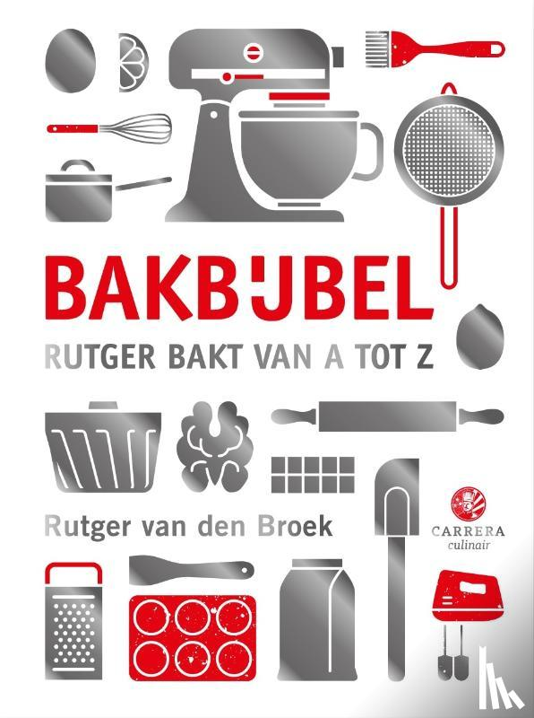 Broek, Rutger van den - Bakbijbel