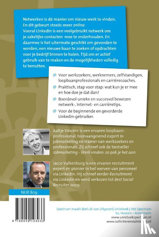 Vincent, Aaltje, Valkenburg, Jacco - Solliciteren via LinkedIn