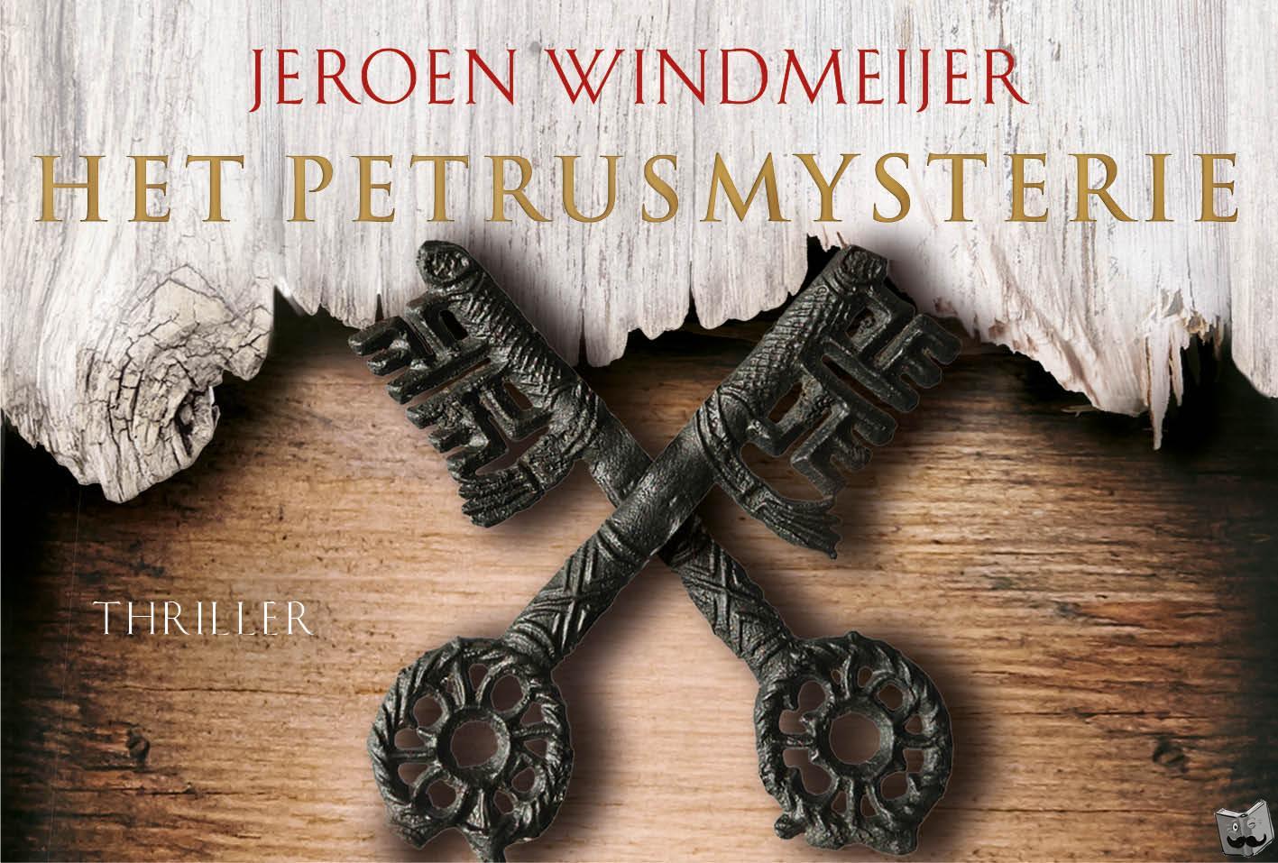 Windmeijer, Jeroen - Het Petrusmysterie