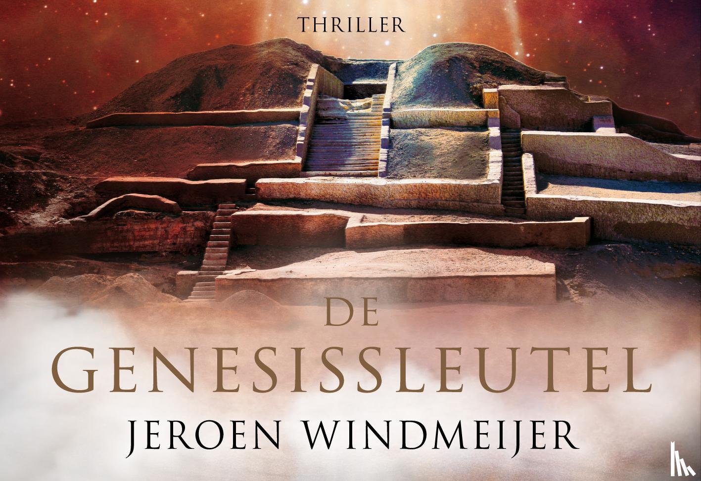 Windmeijer, Jeroen - De genesissleutel