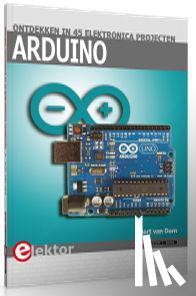 Dam, Bert van - 45 Arduino Projecten